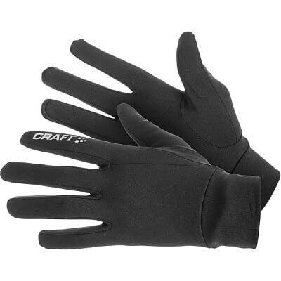 Běžecké rukavice Craft Rukavice Thermal černá