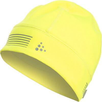 Craft Čepice Brilliant žlutá