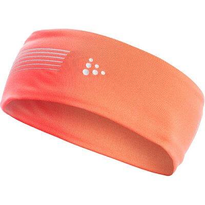 Čepice Craft Čelenka Brilliant oranžová