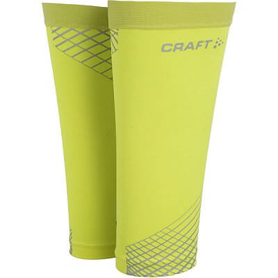 Kompresní návleky Craft Návleky Brilliant žlutá