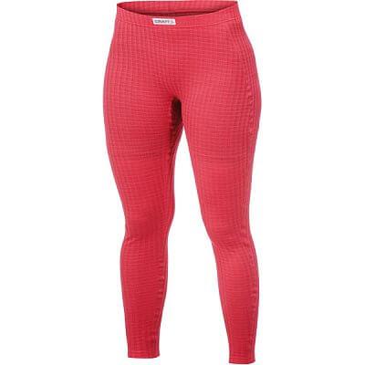 Spodní prádlo Craft W Spodky Warm Wool růžová