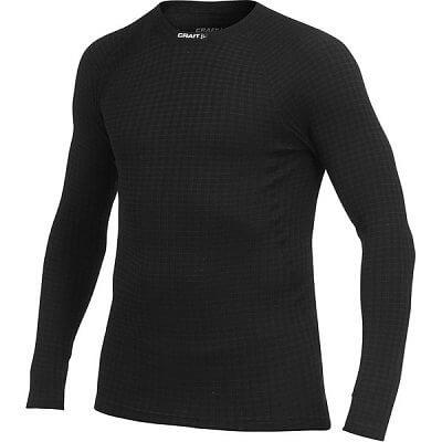 Trička Craft Triko Warm Wool černá