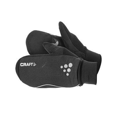 Palčáky  Craft Touring černá