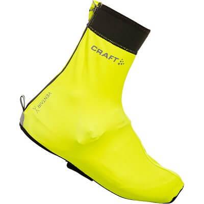 Návleky Craft Návleky Rain Bootie žlutá