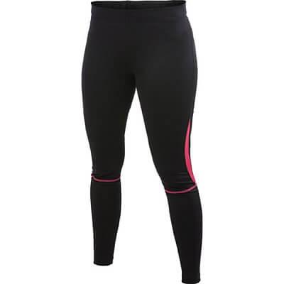 Kalhoty Craft W Kalhoty AR Tights černorůžová