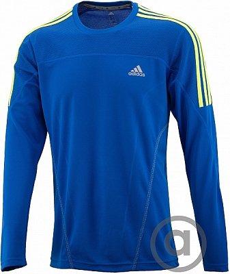 Pánské běžecké triko  adidas rsp ls t