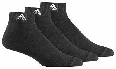 Ponožky adidas ankle plain t3p