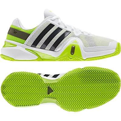 Pánská tenisová obuv adidas adipower barricade 8 clay