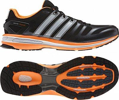 Pánské běžecké boty adidas sonic boost m