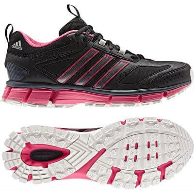 Dámské běžecké boty adidas questar trail 2 w