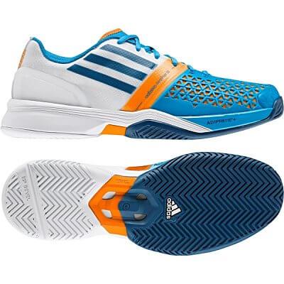 Pánská tenisová obuv adidas adizero feather III