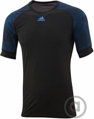 Pánské běžecké triko adidas az comp ss t m