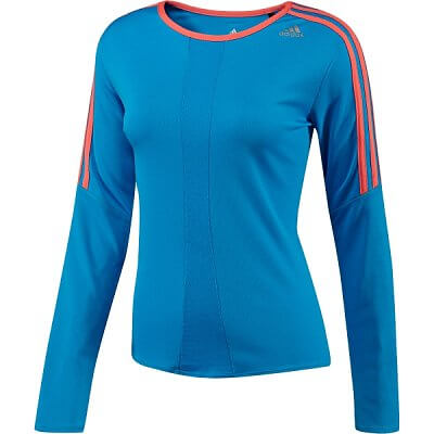Dámské běžecké triko adidas rsp ls t w