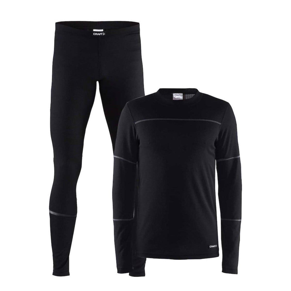 Spodní prádlo Craft Set Baselayer černá/šedá