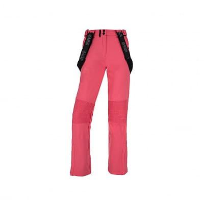 Kalhoty Kilpi Dione Růžová