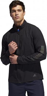 Pánská běžecká bunda adidas Rise Up N Run Jacket Men