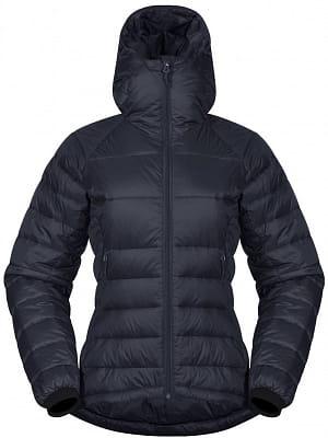 Dámská lehká péřová bunda Bergans Slingsby Down Lt W Jkt w/Hood