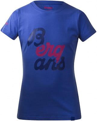 Dívčí triko Bergans Bergans Youth Girl Tee