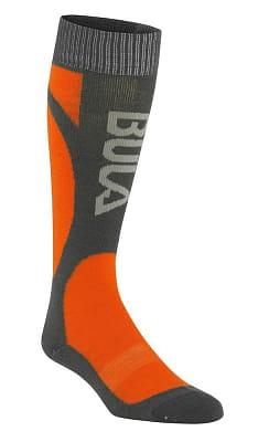 Technické lyžařské podkolenky Bula Smoke Ski Sock