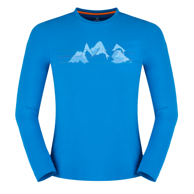 Trička Zajo Bormio T-shirt LS