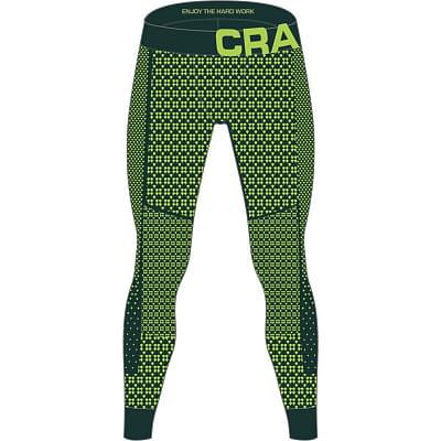 Spodní prádlo Craft Spodky Warm Intensity tmavě zelená