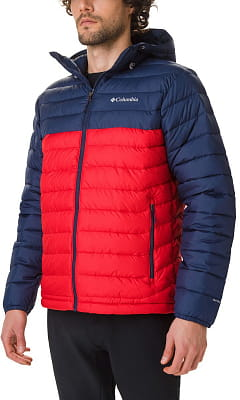 Pánská bunda Columbia Powder Lite Hooded Jacket