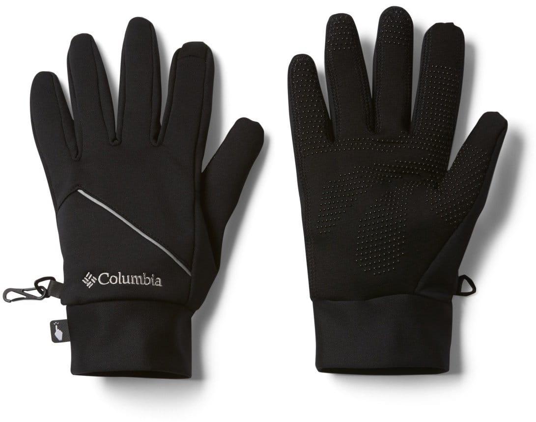 Pánské běžecké rukavice Columbia M Trail Summit Running Glove