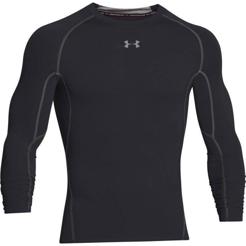 Pánské kompresní triko s dlouhým rukávem Under Armour HG Armour LS