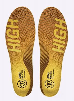 Vložka pro vysokou klenbu chodidla Sidas 3 Feet Run Sense High