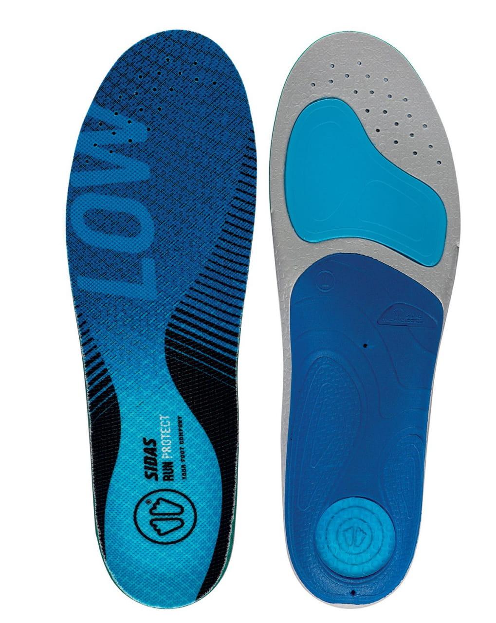 Vložka pro nízkou klenbu chodidla Sidas 3 Feet Run Protect Low