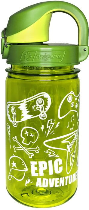 Fľaše Nalgene OTF 350 mL Green_SproutEpic/1263-0015