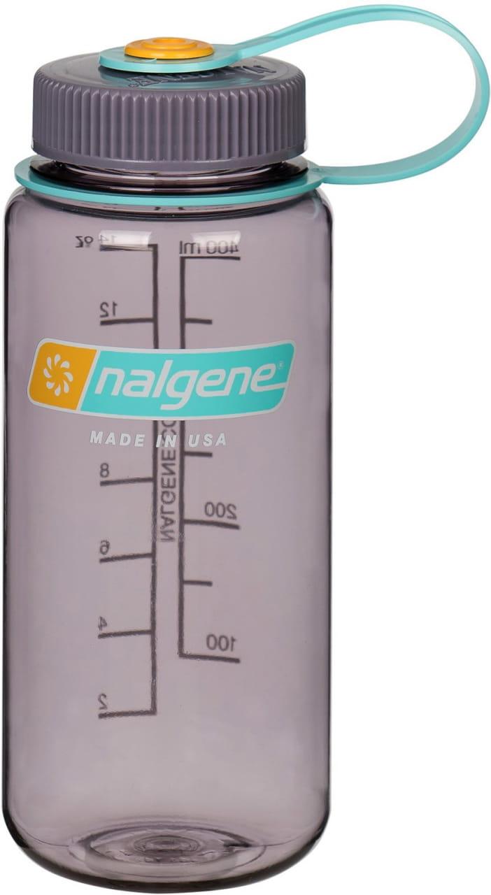 Fľaše Nalgene Wide-Mouth 500 mL Aubergine/2178-2069