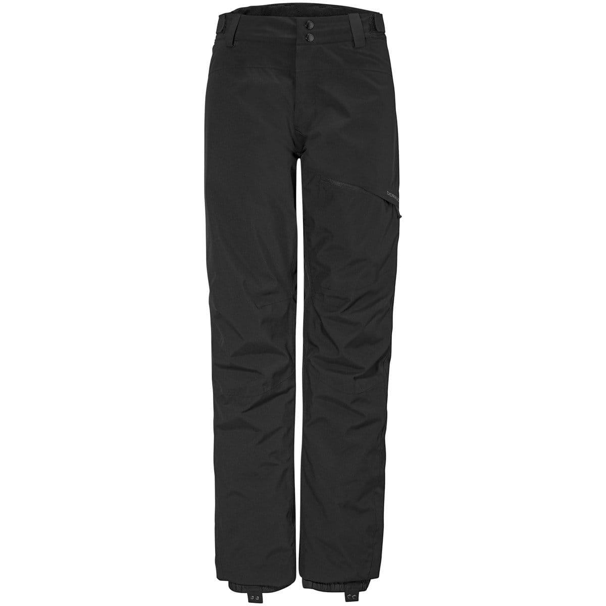 Kalhoty Didriksons W Kalhoty ALTA dámské černá