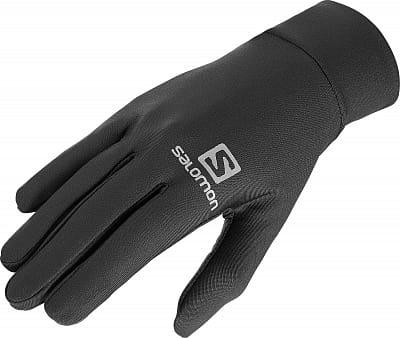 Běžecké rukavice Salomon Agile Warm Glove U