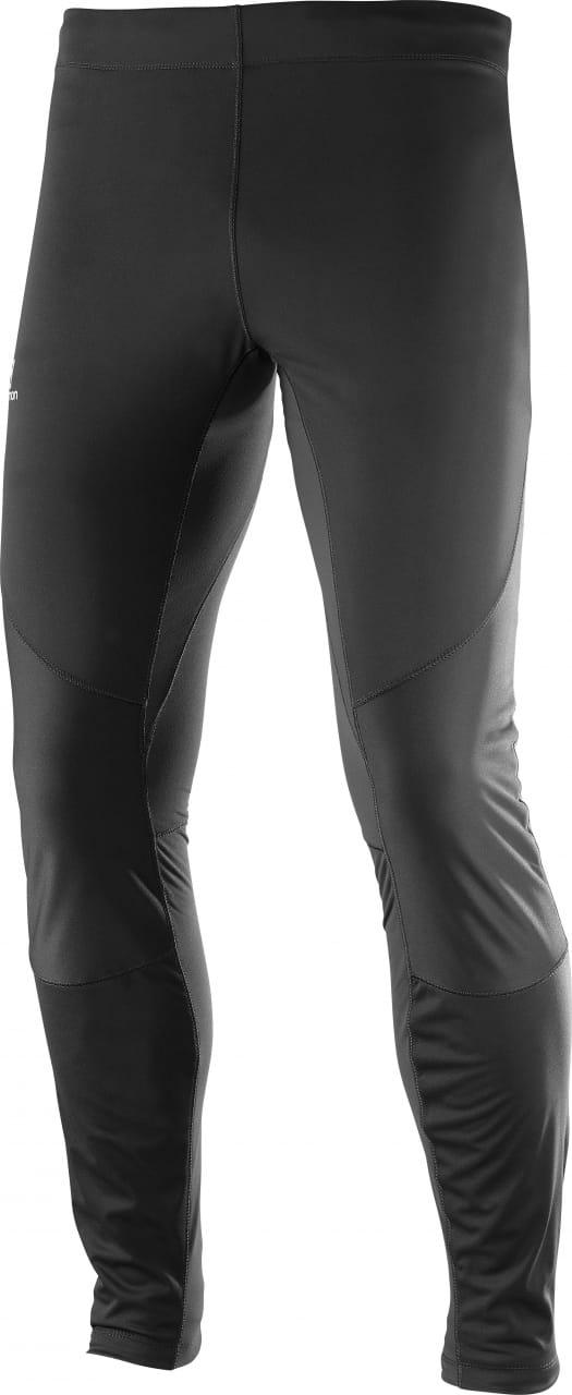 Pánské sportovní kalhoty Salomon Agile Softshell Tight M