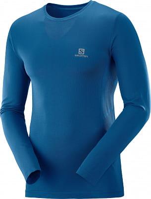 Pánské běžecké tričko Salomon Sense LS Tee M