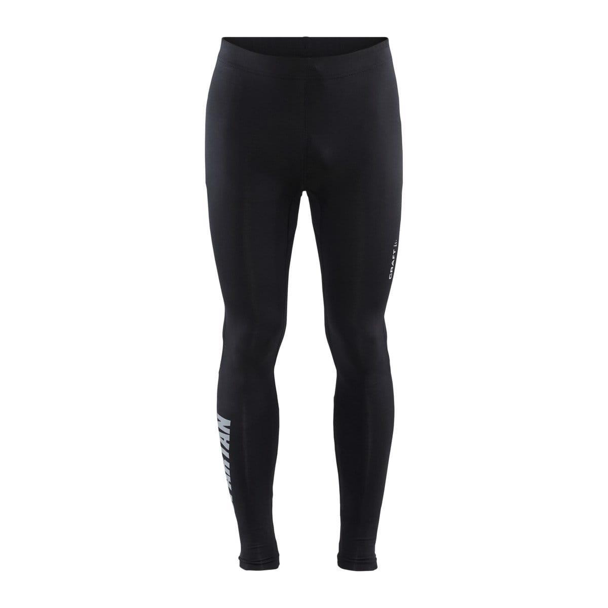 Kalhoty Craft Kalhoty SPARTAN Compression Tights černá
