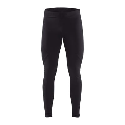 Kalhoty Craft Kalhoty Essential Warm Tights černá