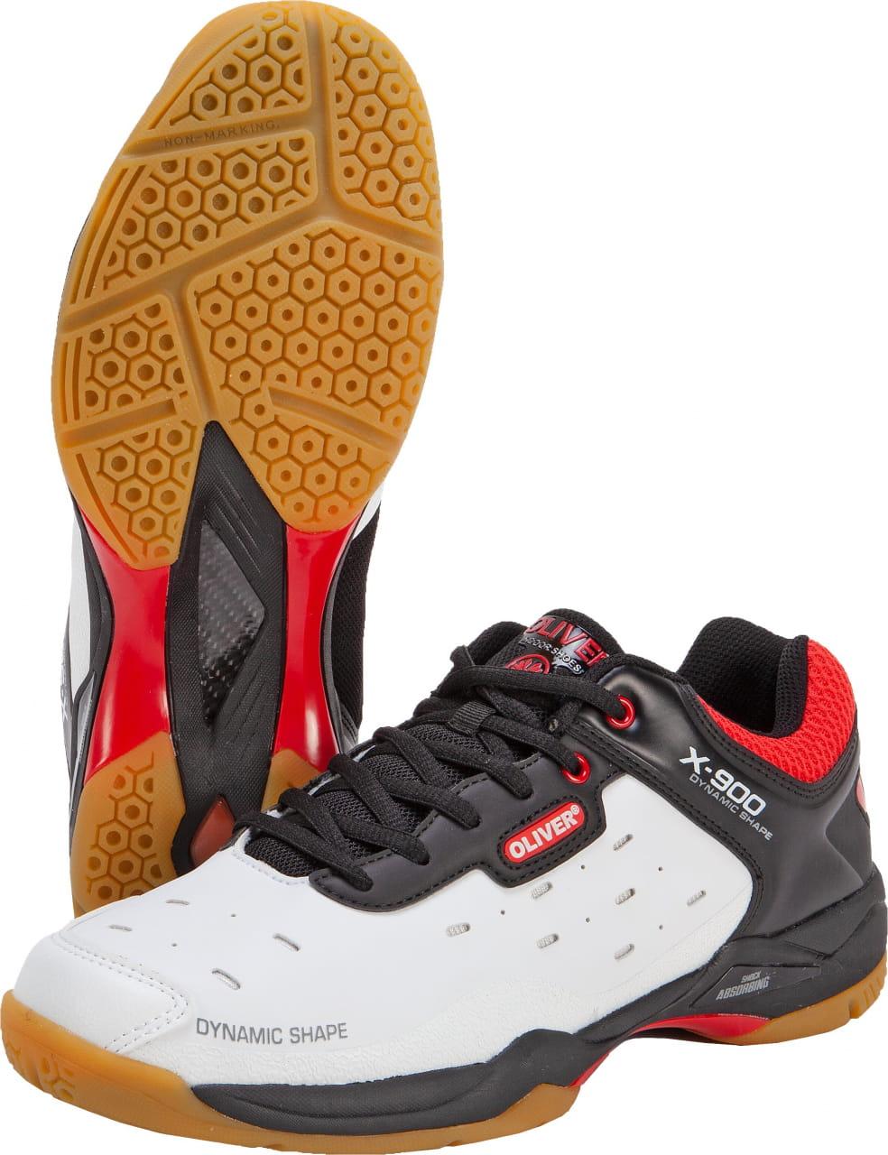 Unisexová halová obuv Oliver X 900