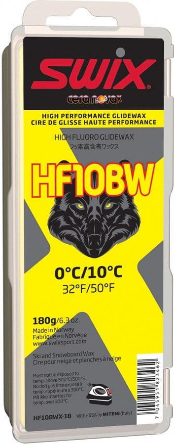 Lyžiarsky vosk Swix HF10BWX 180g