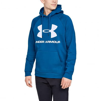 Mikiny Under Armour Rival Fleece Sportstyle Logo Hoodie