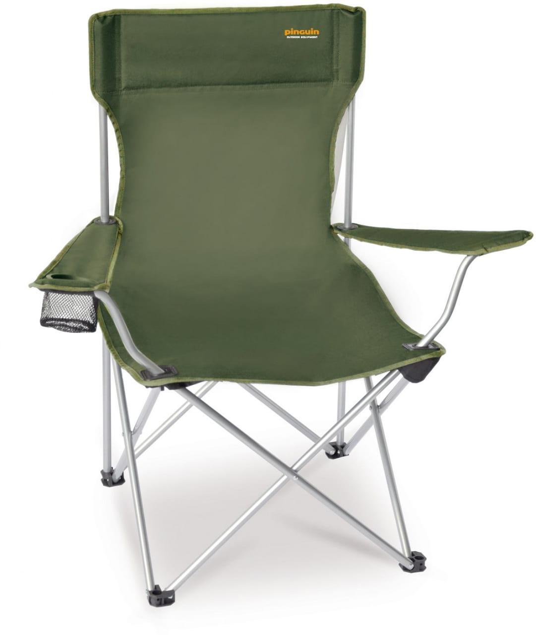 Lehká a skladná campingová židle Pinguin Fisher chair