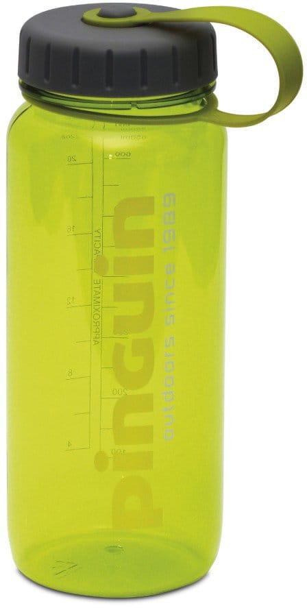 Čirá láhev z Tritanu se širokým hrdlem Pinguin Tritan Fat Bottle 1.0L