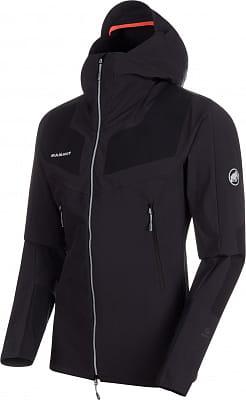 pánska bunda Mammut Aenergy Pro SO Hooded jacket Men