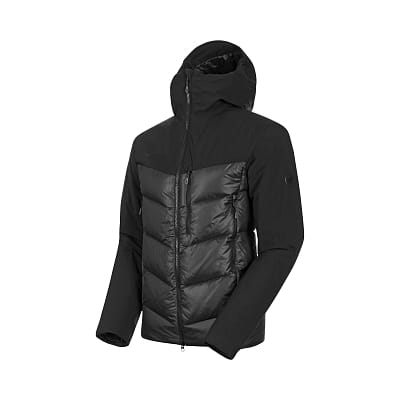 Pánská bunda Mammut Rime Pro IN Hybrid Hooded Jacket Men