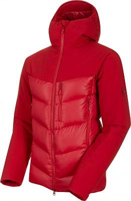 pánska bunda Mammut Rime Pro IN Hybrid Hooded Jacket Men