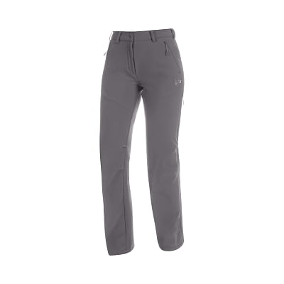 Softshellové kalhoty pro ženy Mammut Winter Hiking SO Pants Women
