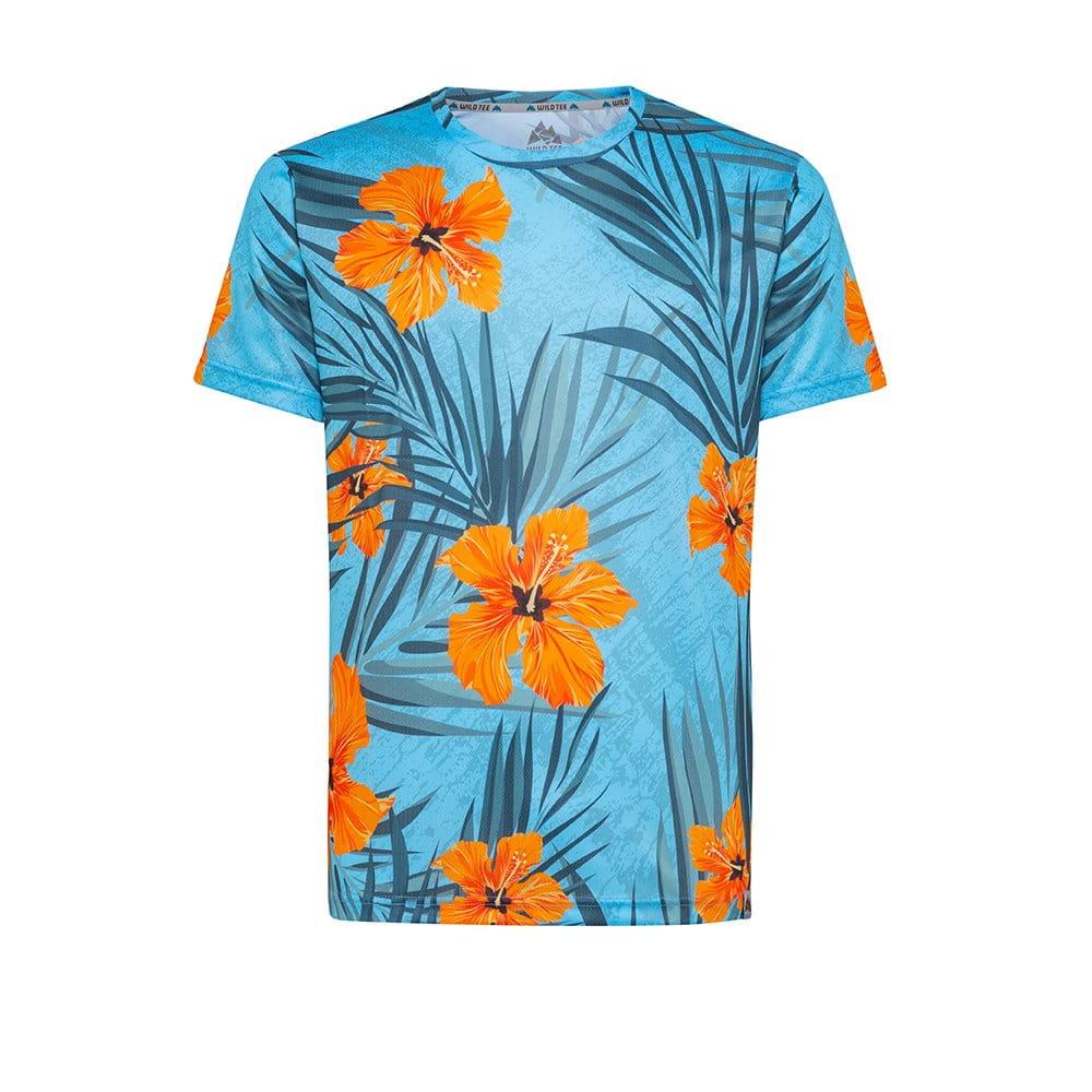 Trička WildTee Funkční Triko Hawai