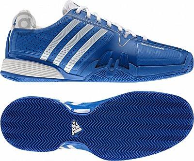 Pánská tenisová obuv adidas adipower barricade clay