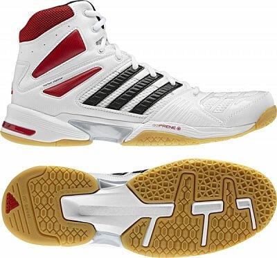 Pánská volejbalová obuv adidas opticourt response hi